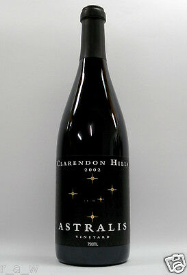 Clarendon Hills Astralis Shiraz 2002 Red Wine