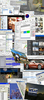 Open Source SOFTWARE Pack for Windows & Mac OSX! VALUE!