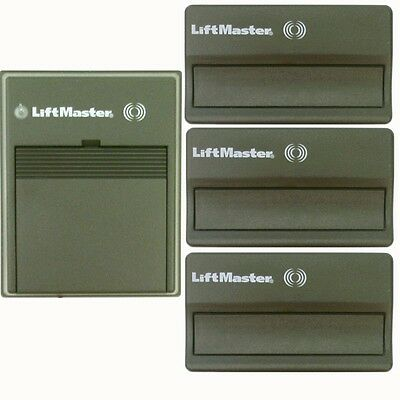 LiftMaster 365LM-3T 3 371LM Remotes And 1 365LM Radio Receiver Security+ 315MHz