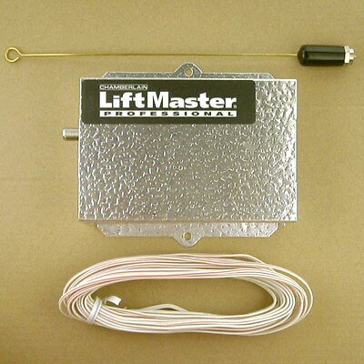 LiftMaster 412HM Commercial Gate Opener Radio Receiver Security+ Code Sw 390MHz