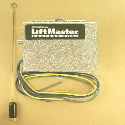LiftMaster 423LM 3 Channel Commercial Gate Radio Receiver Open Close Stop 390MHz