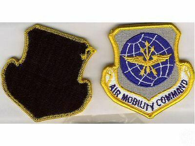 United States Air Mobility Command Patch X2
