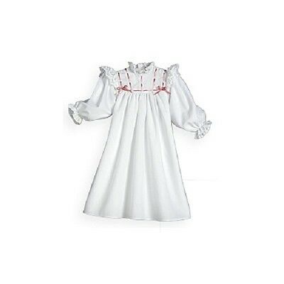 American Girl Samantha's White NIGHTGOWN Pajamas Sleepwear for Samantha Doll
