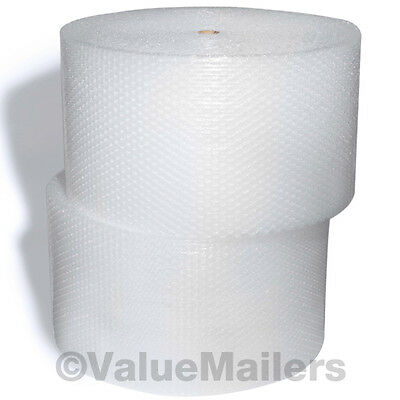 Large Bubble Roll 1/2 x 250 ft x 24 Inch Bubble Large Bubbles Perforated Wrap