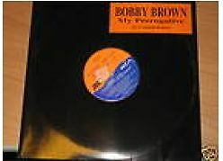 "12"" Mix Bobby Brown My Prerogative Joe T. Vannelli Rmx"
