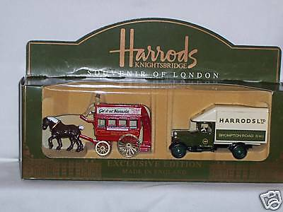 LLEDO DAYS GONE 2pc HR2002, HARRODS  KNIGHTSBRIDGE