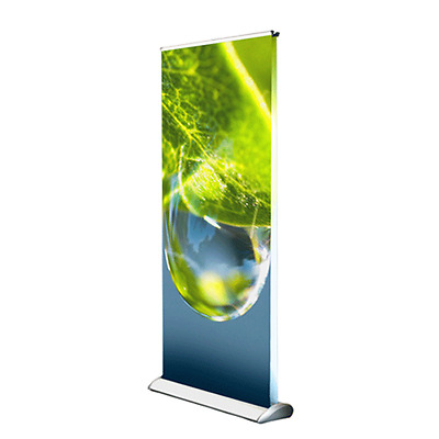DESIGN  ROLL-UPDisplay EXCECUTIVE85 Double 85x200-215cm