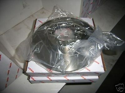 Pair Of Rda Front Disc Brake Rotors To Suit Hr Holden .. New .. Rda1