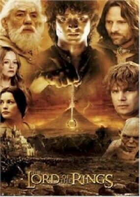 Lord Of The Rings Return Of The King Cast Collage 24x36 Movie