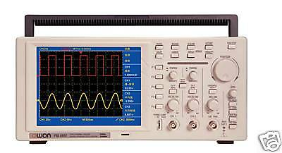 "lowest OWON portable DIGITAL OSCILLOSCOPE 25MHz 5022T battery 100MS/s 7.8"" LCD"
