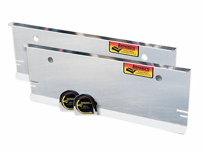 New Longacre Racing Toe-In Plates W/Tape Measures,79501