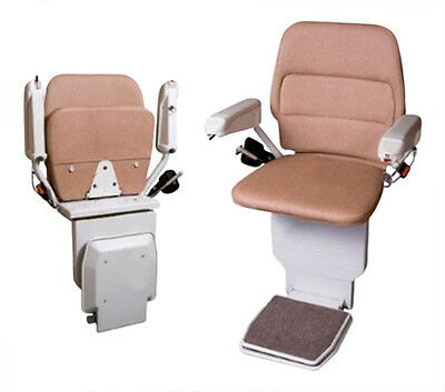 Stannah Stairlift 300 Dc Power Swivel Seat Guaranteed: Mobility Equipment