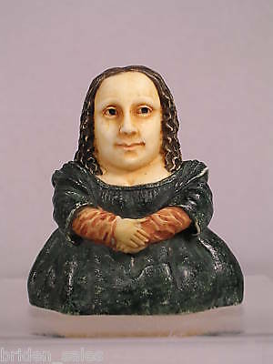 Harmony Kingdom Ball Pot Bellys / Belly 'Mona Lisa'  #PBHML  Retired New In Box
