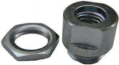 """ADAPTER converts 7/8""""-5/8"""" unthreaded arbor to 5/8""""-11 THREADED HUB on cup wheel"""