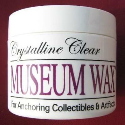 MUSEUM WAX 2 oz for ANCHORING ARTIFACTS & COLLECTIBLES