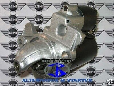 100% New Starter For Mini Cooper 02 03 04 05 06 07 08 09 1.6 Manual Transmission