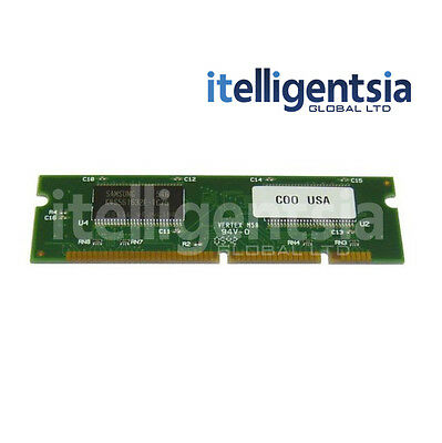 Cisco 128mb Dram Memory Upgrade for 1801 1803 1811 1812 router - 1 Year Warranty