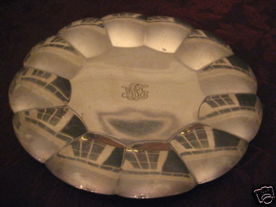 Tiffany & Co. Sterling Silver Round Bowl #22926