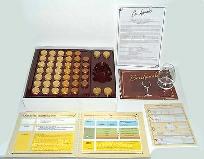 Wine Tasting Game Bacchanales Learn To Be A Wine Expert