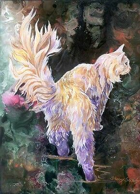 FANCY BRITCHES Cat Print Sherry Shipley