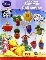 TOMY _Winnie the Pooh_ SUMMER COLLECTION completa