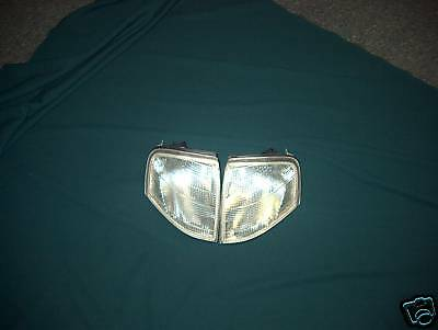 Mercedes-Benz : C-Class 94-97 Clear Corner Lights