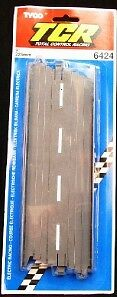 "TYCO TCR 9"" Straight Track NOS # 6424 New Old Stock"