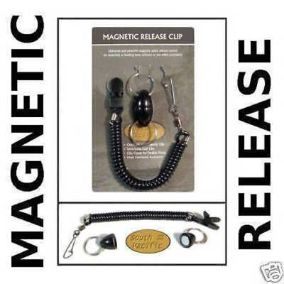 SP Magnetic Release Clip - for fly fishing landing net
