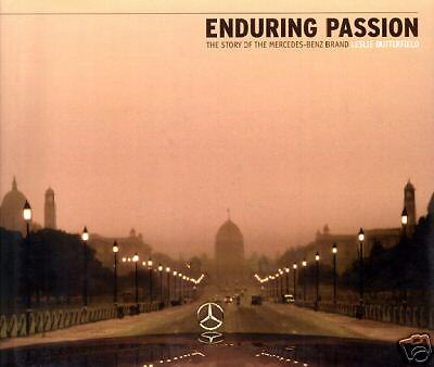 ENDURING PASSION MERCEDES-BENZ BRAND STORY (used)