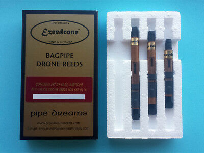 Bagpipes: Smallpipes - Ezeedrone Smallpipe Drone Reeds