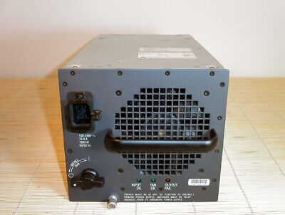 Cisco WS-CAC-1300W AC Power Supply f.Catalyst 6000 6500