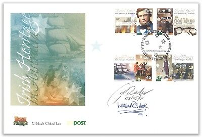 Ireland First Day Cover Fdc - Commemorating Irish Heritage In Australia