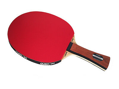 Stiga Allround Classic Legend Table Tennis Bat With Free Bat Case