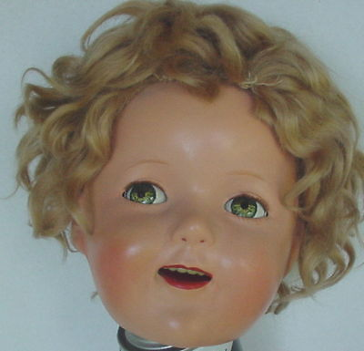 Doll Doctor Renew & Fix Your Composition Flirty Eyed Shirley Temple Doll Eyes