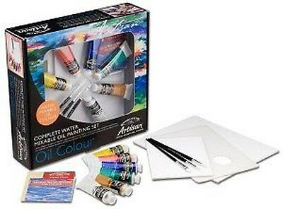 Winsor & Newton Artisan Water Mixable Oil Complete Set