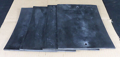 Lot of 4 Tennant Gasket Doors