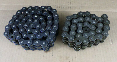 Lot of 2 Browning Double Roller Steel  Chain