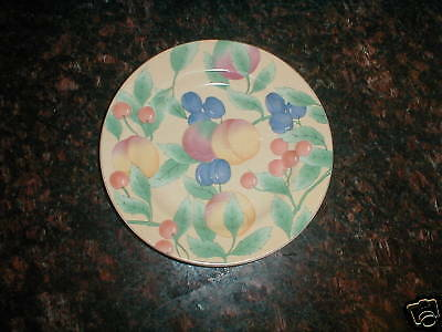 COVENTRY SPRING FRUIT SALAD PLATE