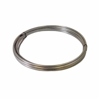 """3/8"""" OD x 25' Length x .020"""" Wall Type 316/316L Stainless Steel Tubing Coil"""