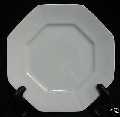 FITZ & FLOYD c1978-86  TOTAL COLOR MINT SHERBERT Octagonal PLATE (s)