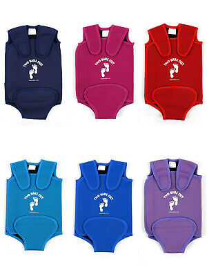 BABY SWIMMING WRAP warmer pool swim suit wet neoprene kids Wetsuit swimsuit TBF
