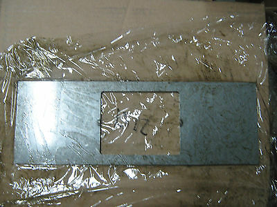 Knee Chip Guard Cover Plate(UPPER) for Bridgeport Mill