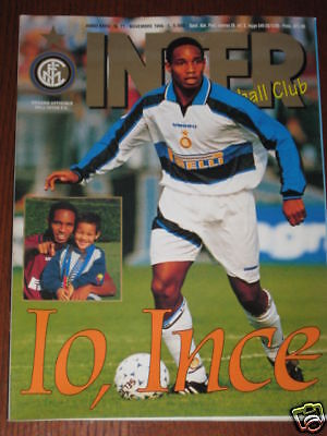 Inter Football Club 1996/11 Casino Graz Antonacci Ince