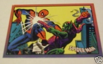 Rare Mint Promo Card Spider-Man Archives P1 2009