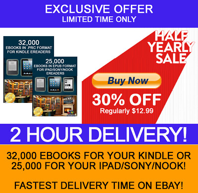 Over 1,200 Mystery Kindle Books on DVD!, .PRC Format!