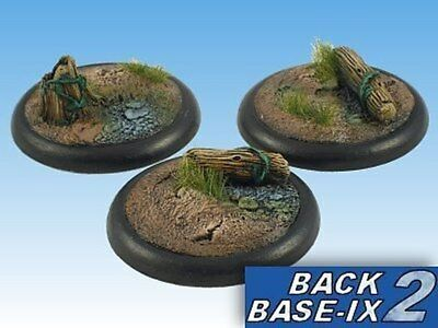 50mm Resin Scenic RS Bases (3) Forest