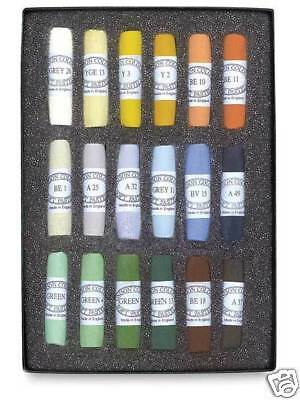 Unison Artists Pastel Box Set - 18 Landscape Colours