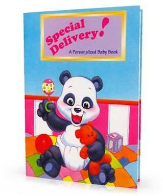 Personalized Baby Special Delivery Book - Children