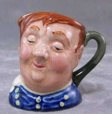 Royal Doulton Character Toby Mini Fat Boy D6139 EXC
