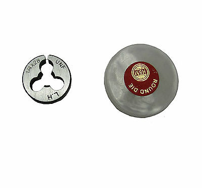 "Rdgtools 1/4"" Unf Die  / Left Hand Thread 28Tpi"